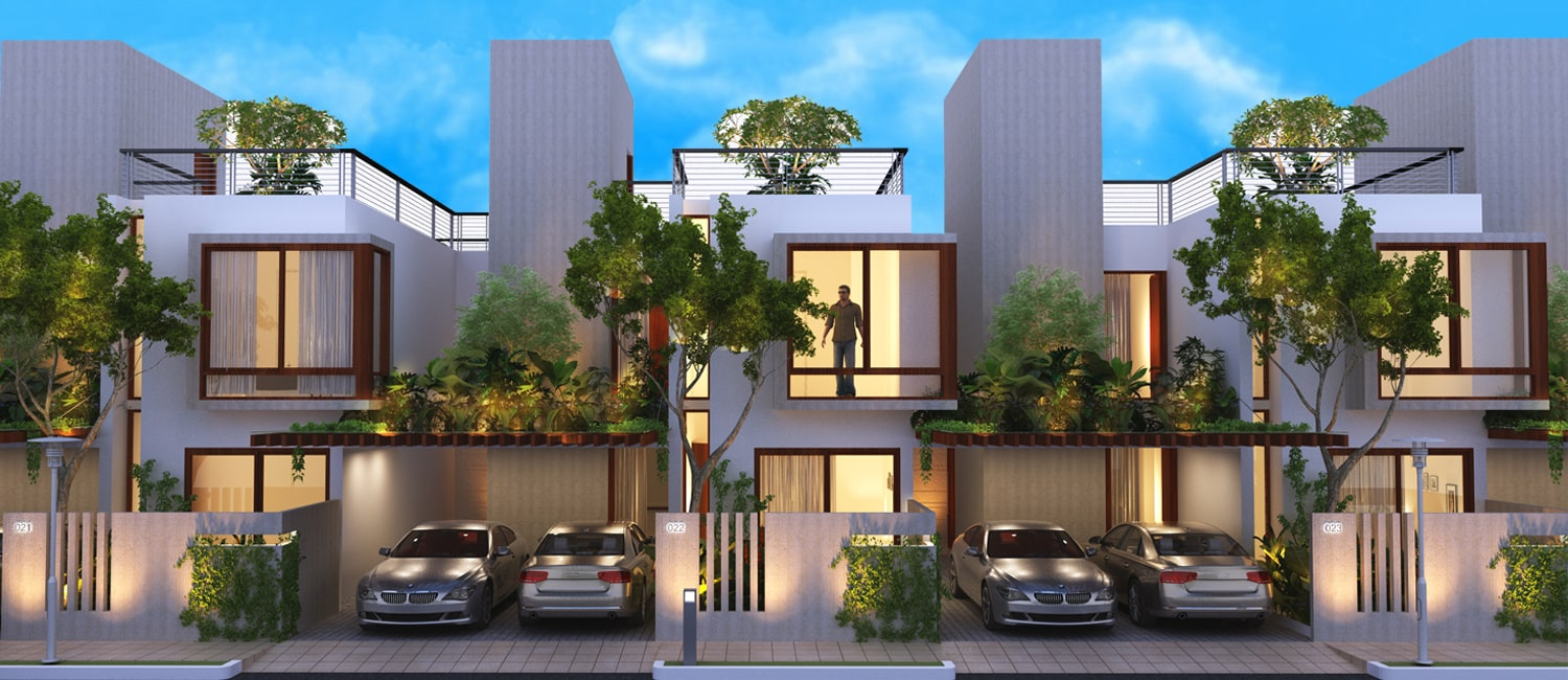 Premium gated community property developers in coimbatore for Architecture design companies in coimbatore